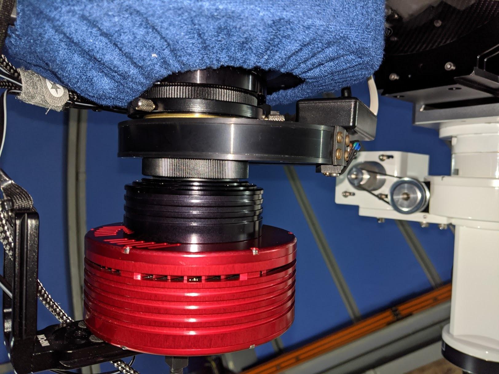 オライオンVX鏡筒の試写_c0061727_09590456.jpg