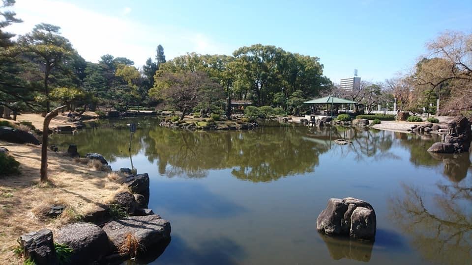 鶴舞公園へ行ってきました♪_f0373339_15360475.jpg