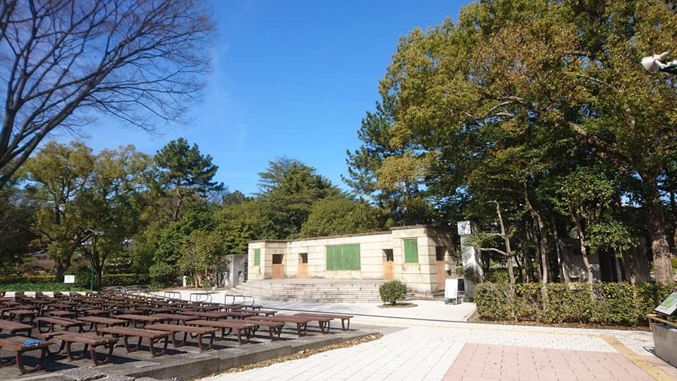 鶴舞公園へ行ってきました♪_f0373339_15384005.jpg
