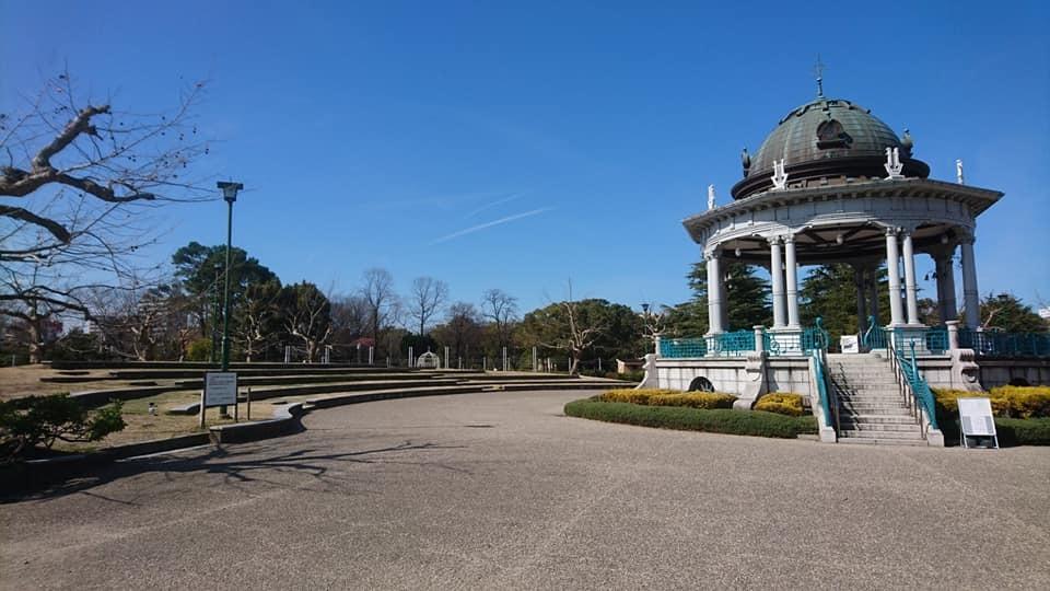 鶴舞公園へ行ってきました♪_f0373339_15384092.jpg