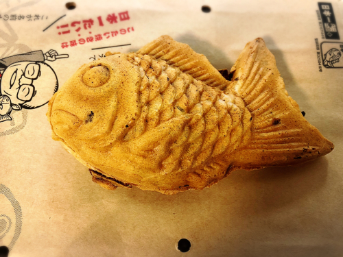 日本一たい焼き 鈴鹿インター店_e0292546_23323760.jpg