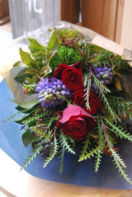 花束のご注文承ります。_a0201358_18312526.jpg