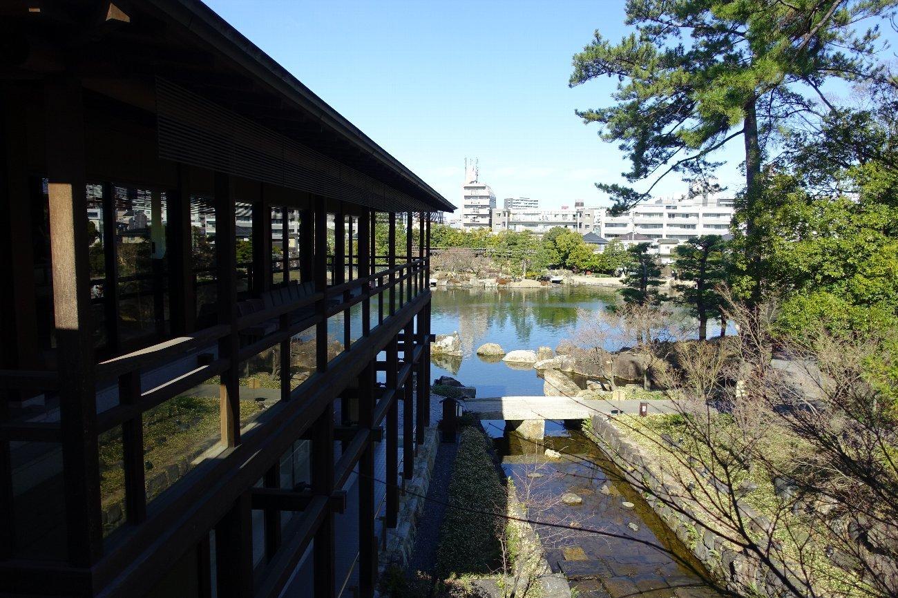観仙楼 ガーデンレストラン徳川園_c0112559_08201603.jpg