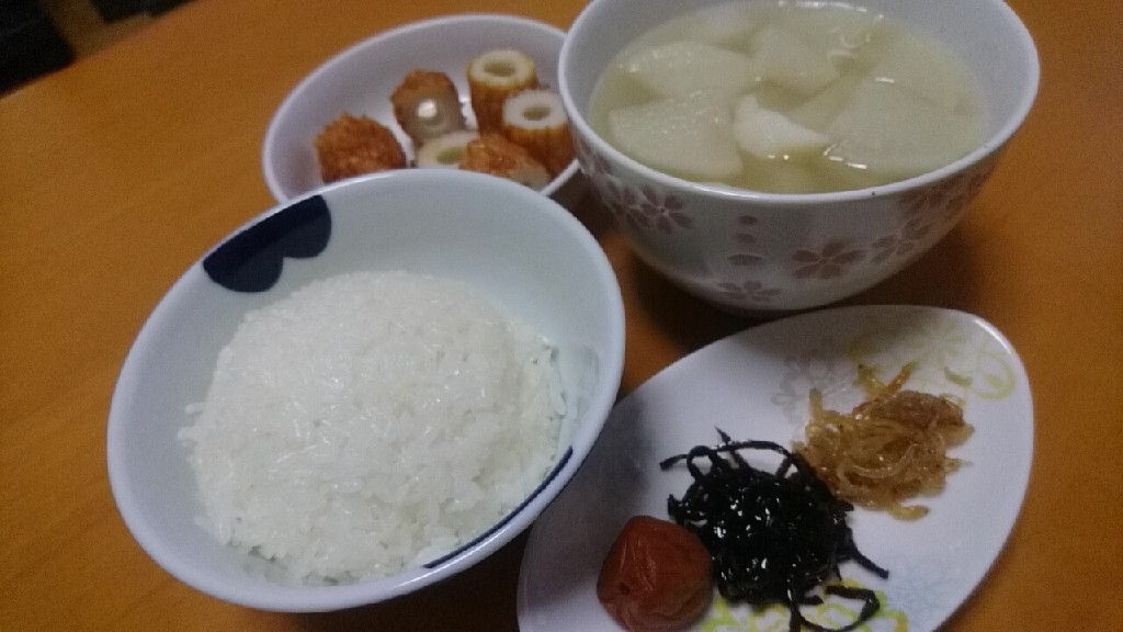 朝食。_b0106766_06432434.jpg