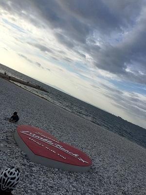 マーブルビーチで ぶらり~お散歩♪_e0123286_19164822.jpg