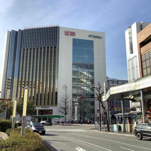 近鉄四日市駅界隈をお散歩_a0334793_16324223.jpg