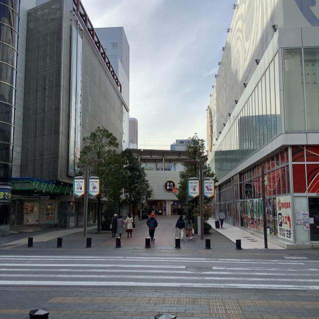 近鉄四日市駅界隈をお散歩_a0334793_16325311.jpg