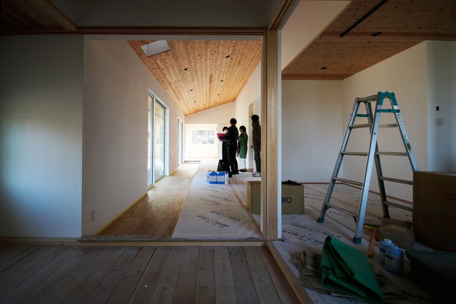 ただ今進行中「糸島の家」の完成が近づきました!_e0029115_19465150.jpg