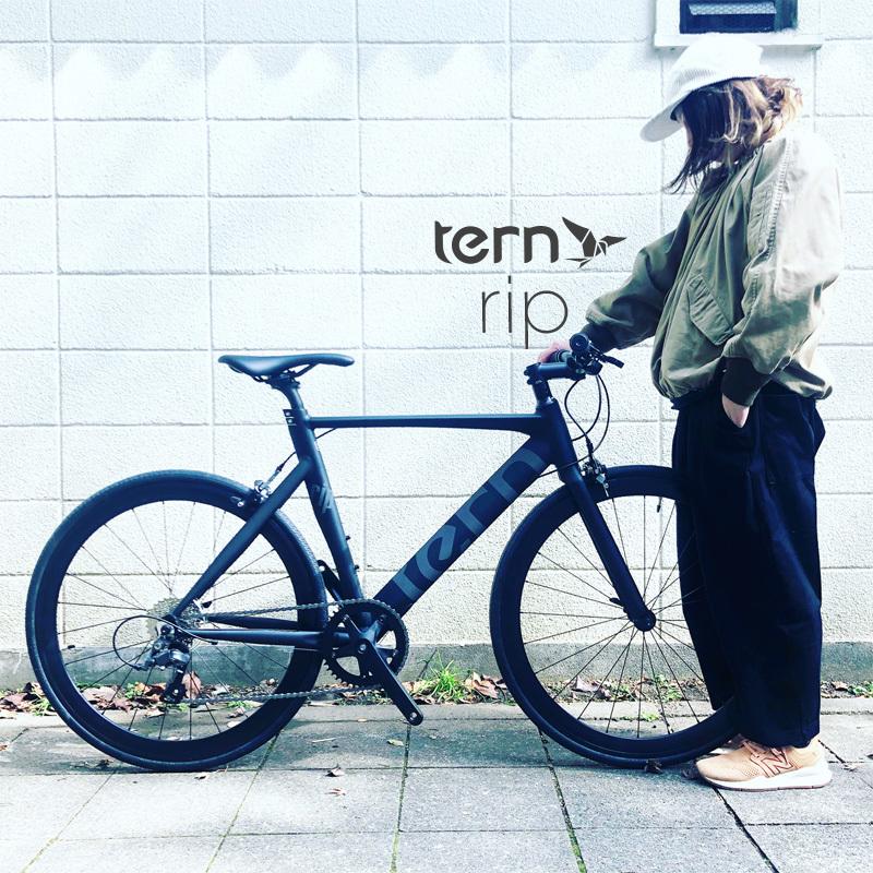 2020 tern ターン 「 rip リップ 」ミニベロ ROJI BIKES クロスバイク 650c おしゃれ クラッチ 自転車 自転車女子 自転車ガール_b0212032_15510750.jpeg