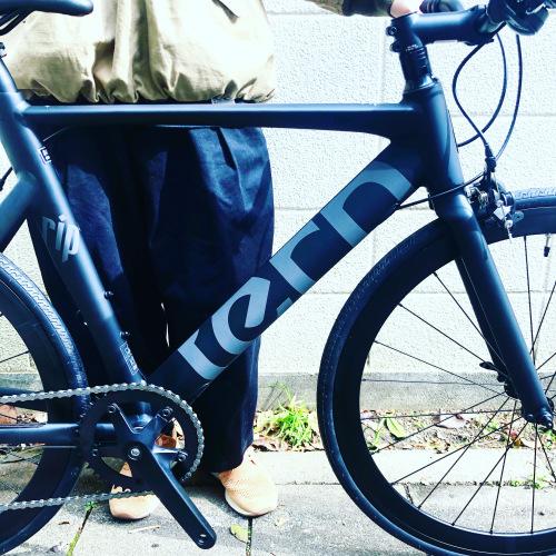 2020 tern ターン 「 rip リップ 」ミニベロ ROJI BIKES クロスバイク 650c おしゃれ クラッチ 自転車 自転車女子 自転車ガール_b0212032_16000689.jpeg