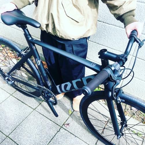 2020 tern ターン 「 rip リップ 」ミニベロ ROJI BIKES クロスバイク 650c おしゃれ クラッチ 自転車 自転車女子 自転車ガール_b0212032_16003301.jpeg