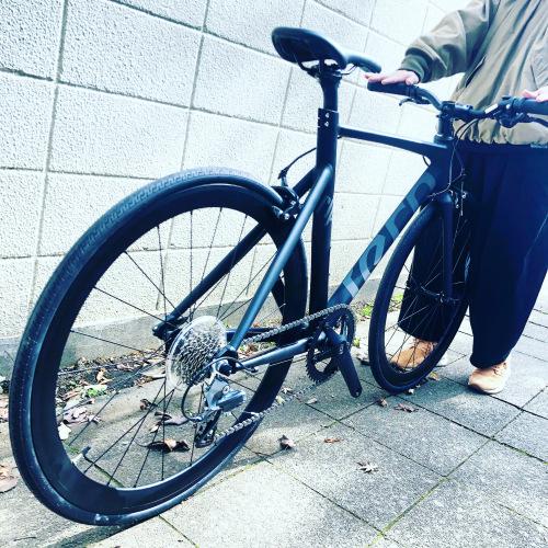 2020 tern ターン 「 rip リップ 」ミニベロ ROJI BIKES クロスバイク 650c おしゃれ クラッチ 自転車 自転車女子 自転車ガール_b0212032_16015997.jpeg