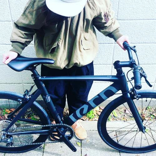 2020 tern ターン 「 rip リップ 」ミニベロ ROJI BIKES クロスバイク 650c おしゃれ クラッチ 自転車 自転車女子 自転車ガール_b0212032_16023656.jpeg
