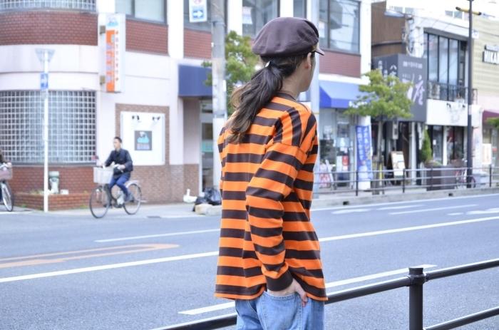 "\""Solia\""<<GTⅡ MAX-WAIT Long Sleave>>Style~KODAI~_c0167336_17472575.jpg"