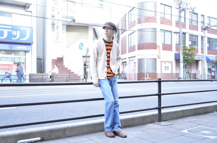 "\""Solia\""<<GTⅡ MAX-WAIT Long Sleave>>Style~KODAI~_c0167336_18023199.jpg"