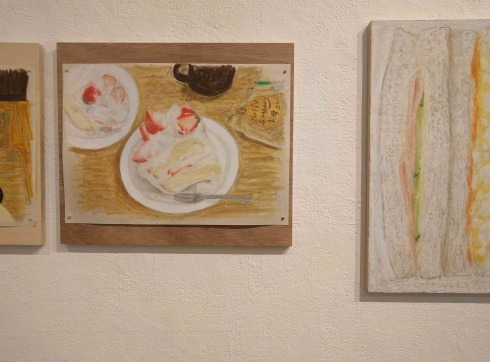 絵本『おなかがへった』原画展 at itohen_a0265743_20130003.jpg