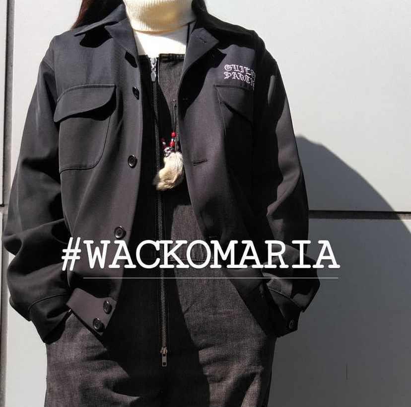 WACKOMARIA 165㎝ M着用_d0100143_19125816.jpg