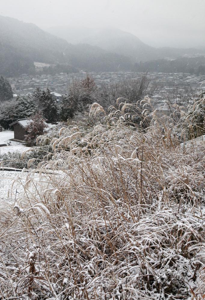 宇陀市 額井(ぬかい) 雪景色_c0108146_21351544.jpg