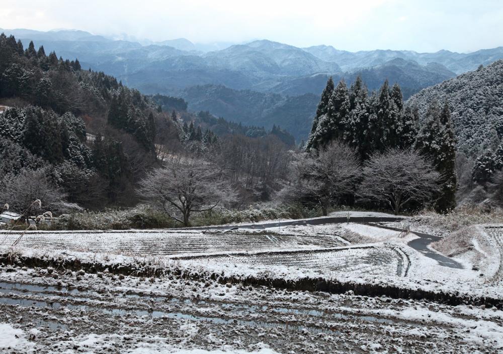 宇陀市 額井(ぬかい) 雪景色_c0108146_21353224.jpg