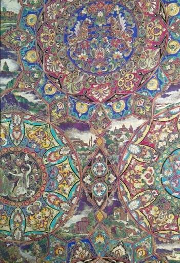 大豪華展にふさわしい螺鈿、三眠蚕金唐織、ゴブラン紹巴。_f0181251_18204952.jpg