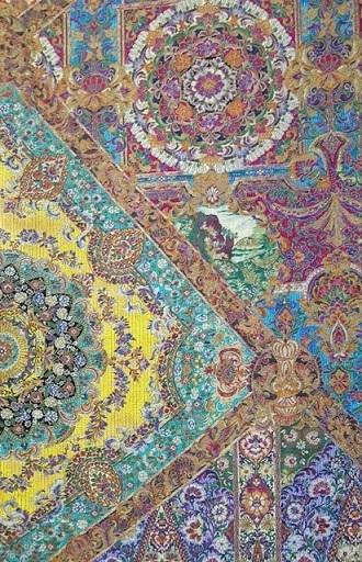大豪華展にふさわしい螺鈿、三眠蚕金唐織、ゴブラン紹巴。_f0181251_18213311.jpg