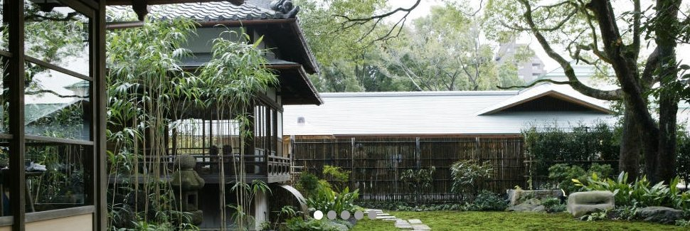 徳川園 和カフェバー蘇山荘_c0112559_08101078.jpg