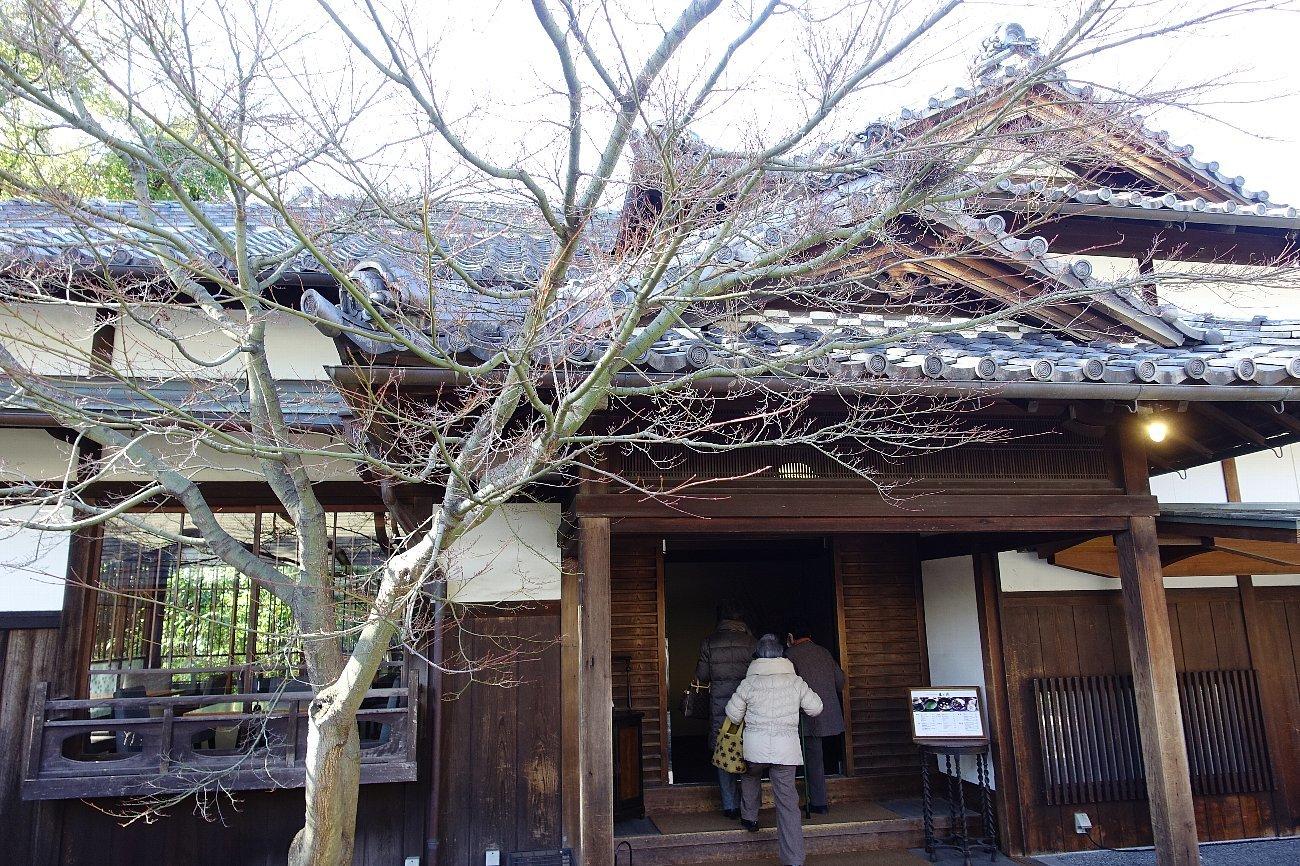 徳川園 和カフェバー蘇山荘_c0112559_08110670.jpg