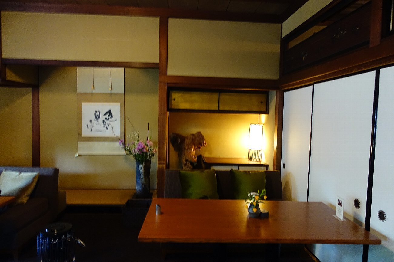 徳川園 和カフェバー蘇山荘_c0112559_08135578.jpg
