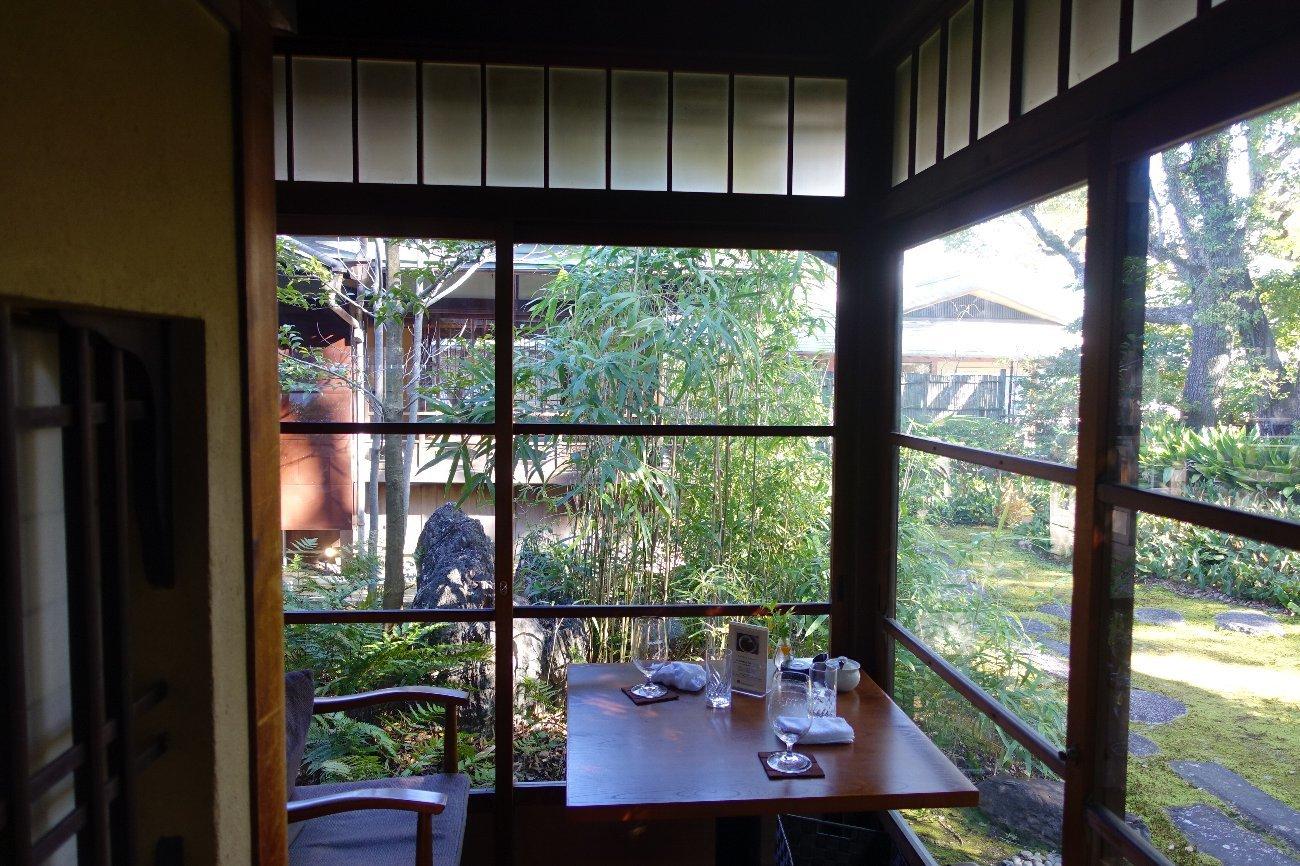 徳川園 和カフェバー蘇山荘_c0112559_08154556.jpg