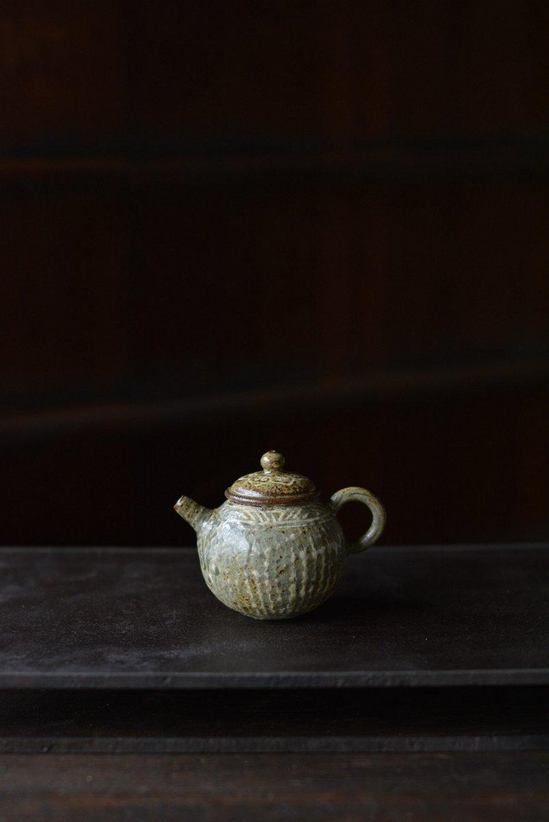 「中田光 急須展 遇茶喫茶」5日目_d0087761_1749926.jpg