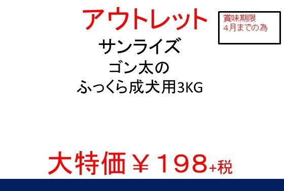 200311 アウトレット入荷状況_e0181866_08551417.jpg