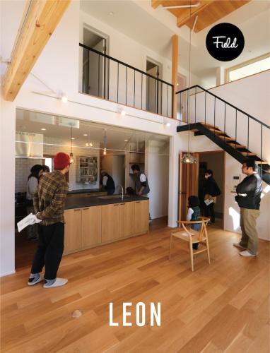 「LEON」オープンレポート完成!!_f0324766_18300910.jpg