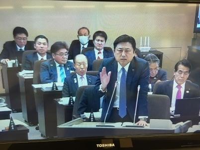 R2年埼玉県議会予算特別委員会 R2年3月11日_d0084783_17192544.jpg