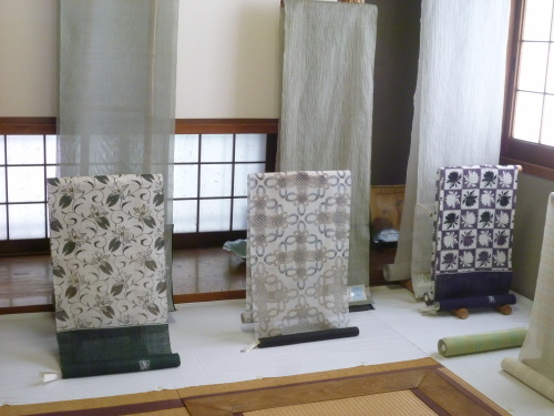 武村小平 型染展 開催中_d0159384_23215994.jpg