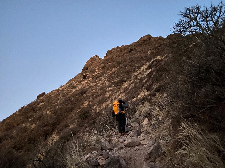 休みがあったら山登りin由布院-冬・由布岳_f0232994_12010966.jpg