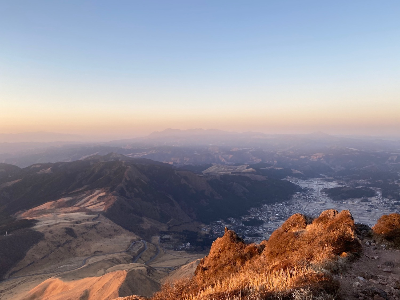 休みがあったら山登りin由布院-冬・由布岳_f0232994_12035260.jpg