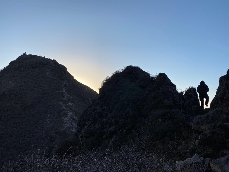 休みがあったら山登りin由布院-冬・由布岳_f0232994_12045050.jpg