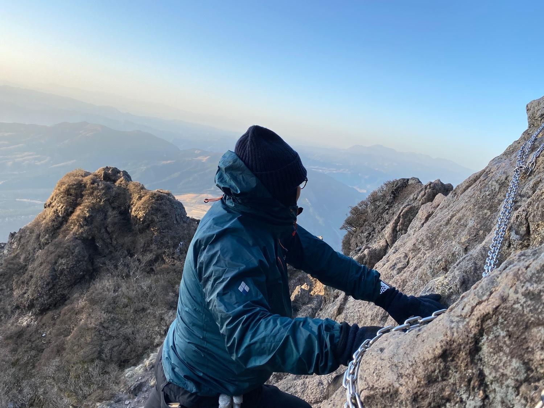 休みがあったら山登りin由布院-冬・由布岳_f0232994_12050521.jpg