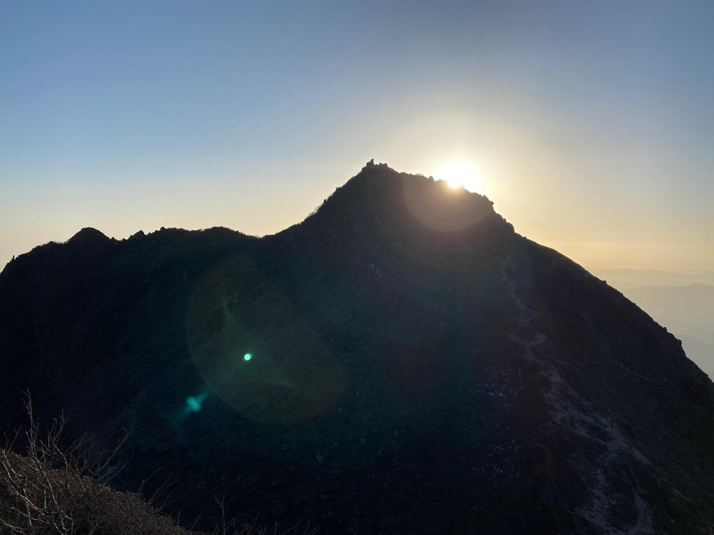 休みがあったら山登りin由布院-冬・由布岳_f0232994_12052289.jpg