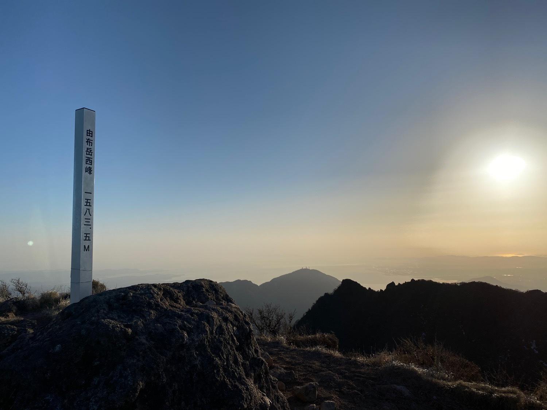 休みがあったら山登りin由布院-冬・由布岳_f0232994_12071964.jpg