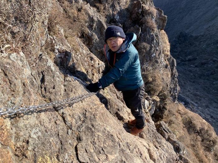 休みがあったら山登りin由布院-冬・由布岳_f0232994_12083430.jpg