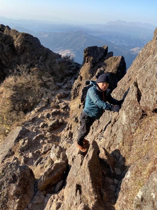 休みがあったら山登りin由布院-冬・由布岳_f0232994_12085115.jpg