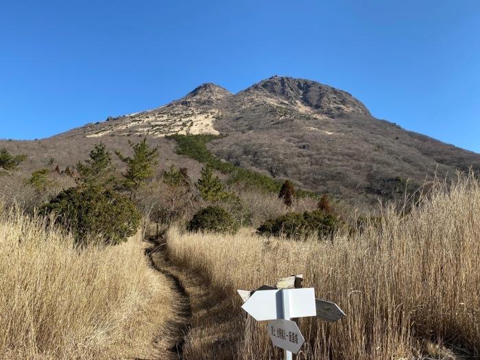 休みがあったら山登りin由布院-冬・由布岳_f0232994_12093769.jpg