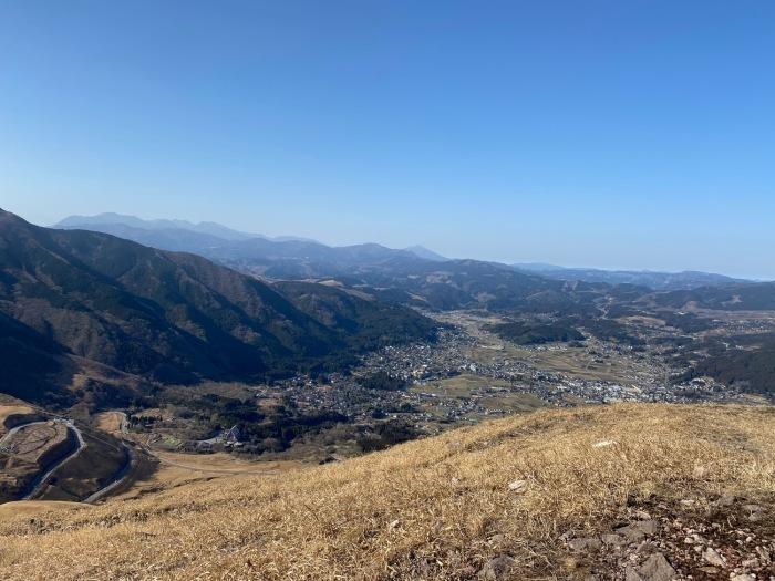休みがあったら山登りin由布院-冬・由布岳_f0232994_12095022.jpg