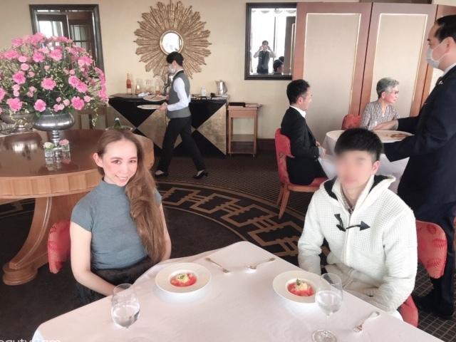 【みゆきモテ男塾】002号のレストランデート講習。_a0050302_14472176.jpg