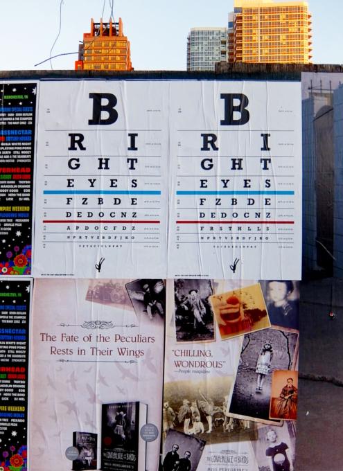 「視力検査表」みたいなデザインのポスター、an eye-chart themed poster_b0007805_07552101.jpg