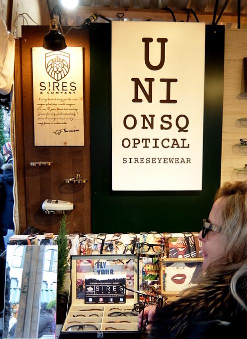 「視力検査表」みたいなデザインのポスター、an eye-chart themed poster_b0007805_07562244.jpg