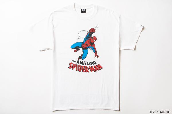 BxH / SPIDER-MAN / Tee_b0132106_12271420.jpg