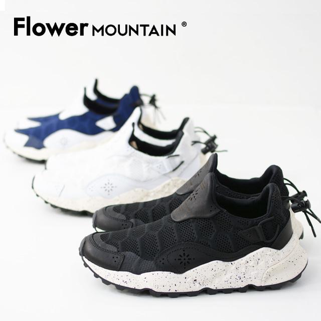FLOWER MOUNTAIN [フラワーマウンテン] Ws HONEY COMB/ ウーマンズ ハニーコーム [FM1001/002/006] レザースニーカー・ LADY\'S_f0051306_17395945.jpg