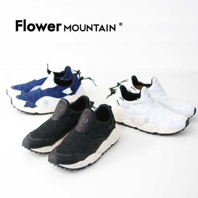 FLOWER MOUNTAIN [フラワーマウンテン] Ms HONEY COMB / メンズ ハニーコーム [FM31001/002/006] レザースニーカー・ MEN\'S_f0051306_18020223.jpg